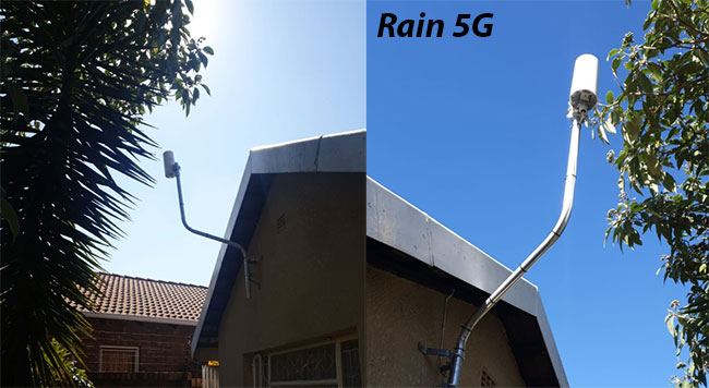 Rain 5G home Installers